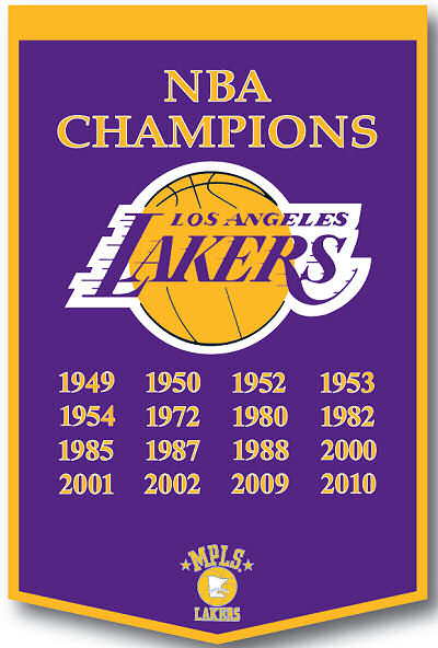 Los Angeles Lakers | City of Gloss Angeles