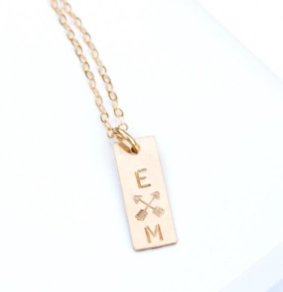 Friendship Necklace @ The Silver Wren